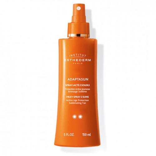 Спрей для тела Adaptasun Защита при умеренном солнце (Adaptasun **)