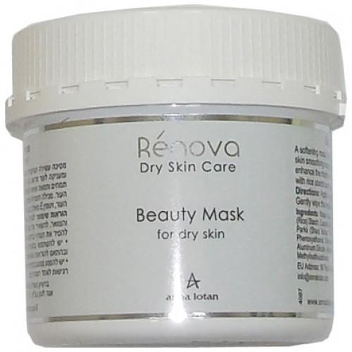 Маска «Красоты» для сухой кожи